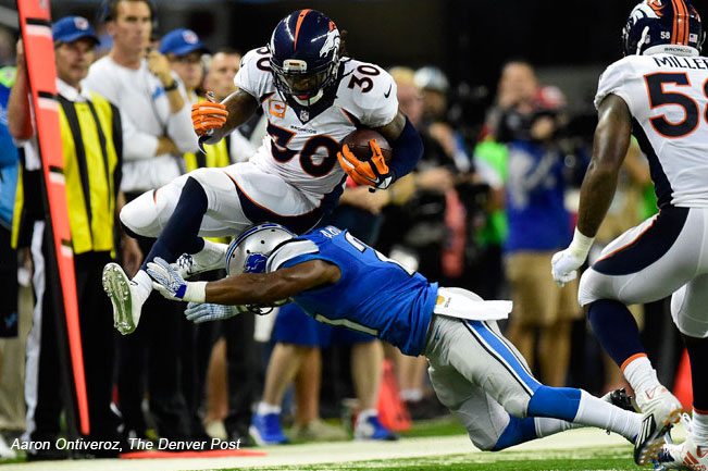 David Bruton's film study makes him the latest Broncos clutch playmaker