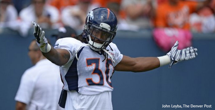 Broncos' David Bruton Jr. launches foundation, childhood reading program
