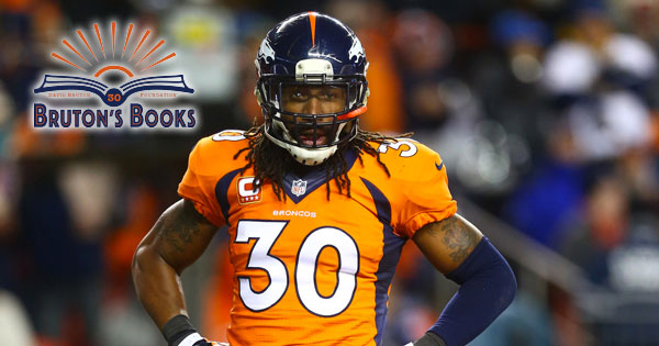 Denver Broncos' Safety David Bruton Jr. Announces New Charitable Foundation to Support Early-Childhood Reading Programs